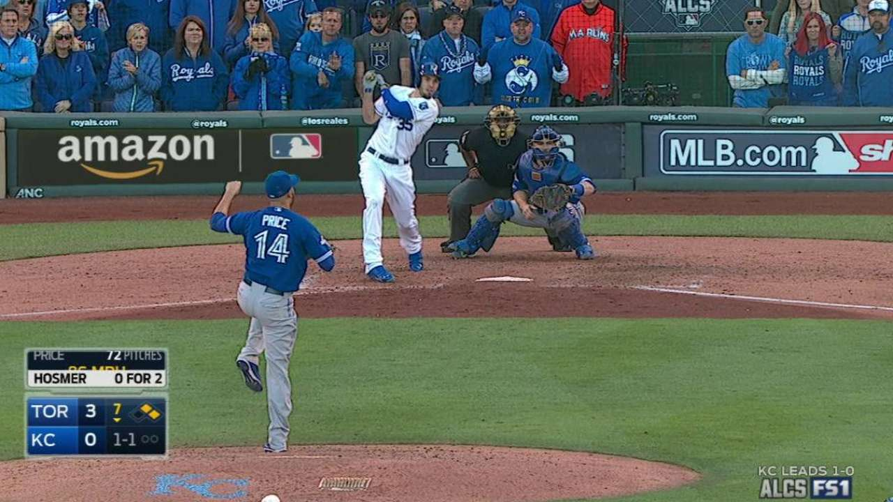 DYK? Blue Jays-Royals ALCS Game 2