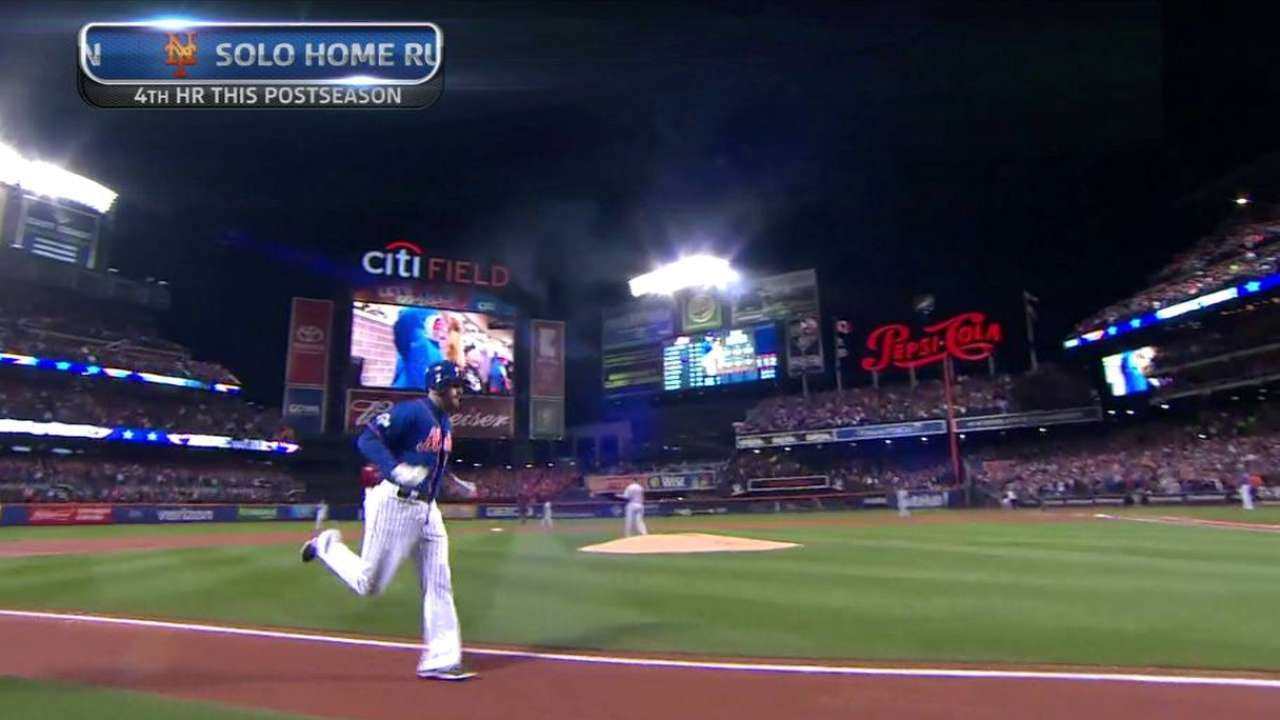 Harvey, Murphy ponen a Mets en ventaja en la SCLN vs.Cachorros