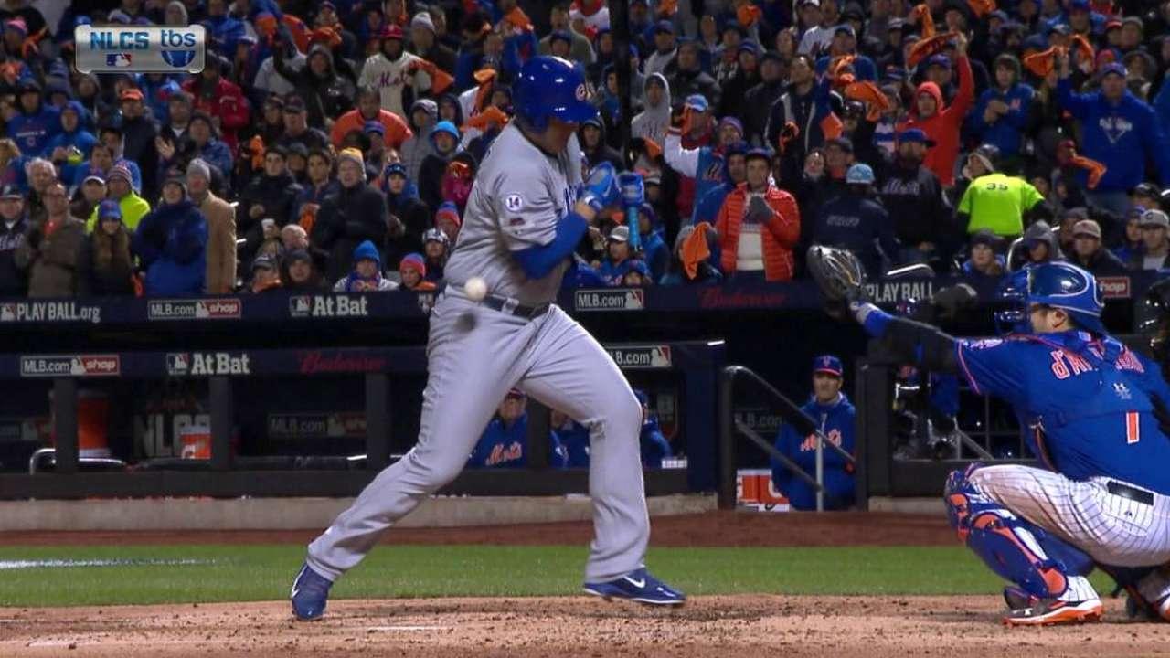 Shaken up twice, Rizzo declares himself 'fine'