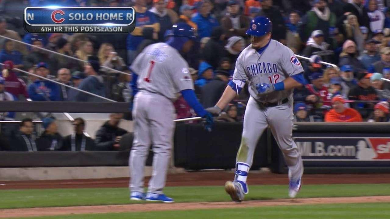 Cachorros a enfocarse en el Juego 2 vs. los Mets