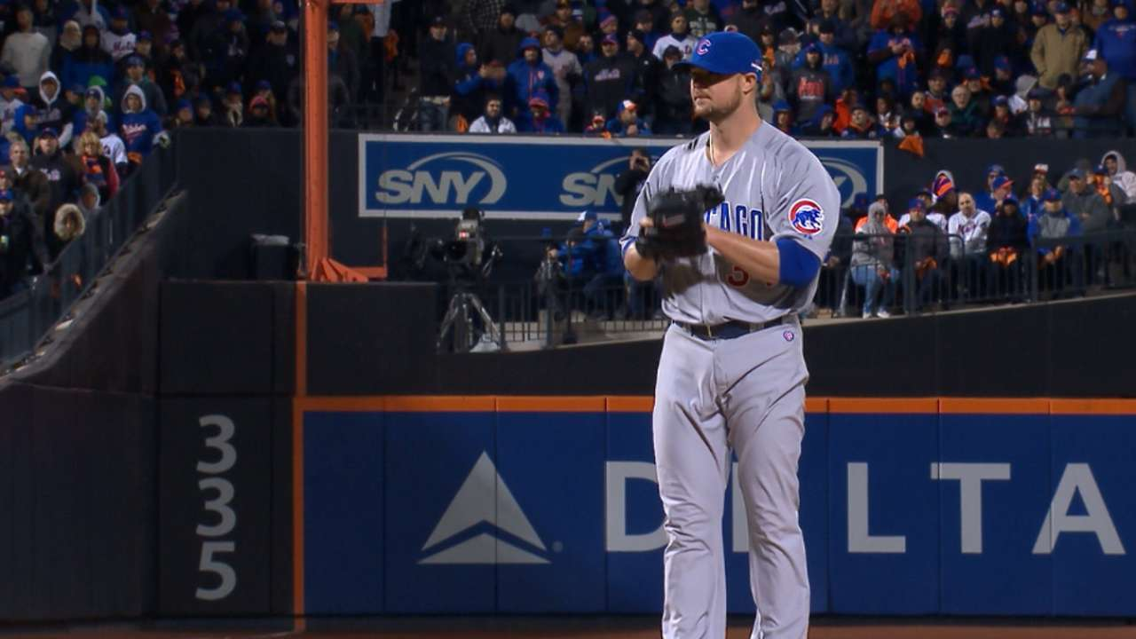 Lester seeking victory on big stage for Cubs