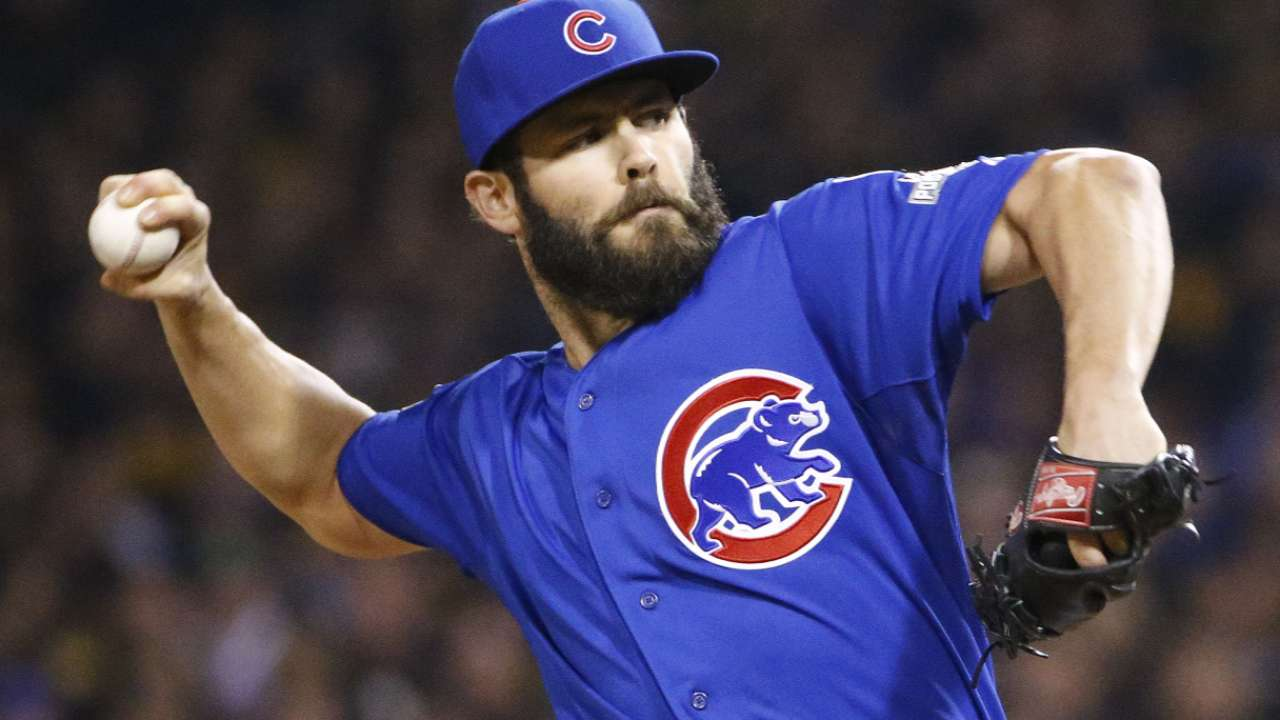 Maddon on Arrieta for Game 2