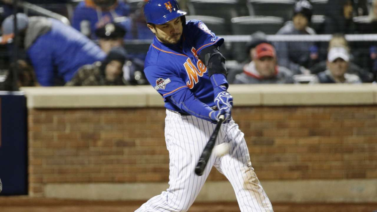 Collins on d'Arnaud, Cespedes
