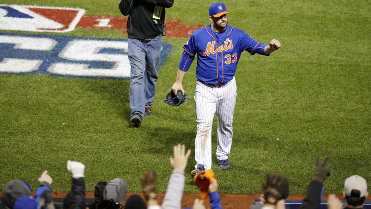 Harvey reclaims NY hearts with Game 1 gem