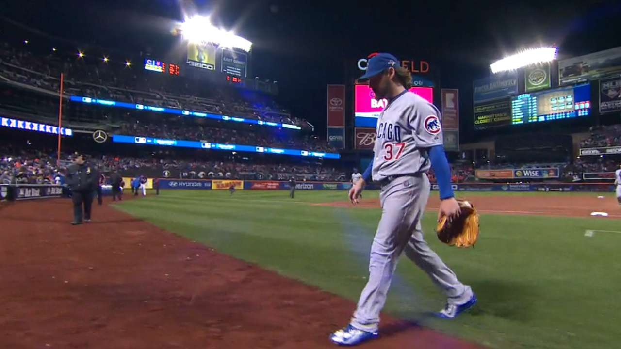 Wood's great relief outing
