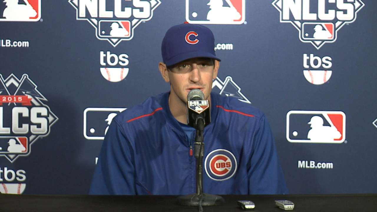 Hendricks draws big Game 3 start at Wrigley