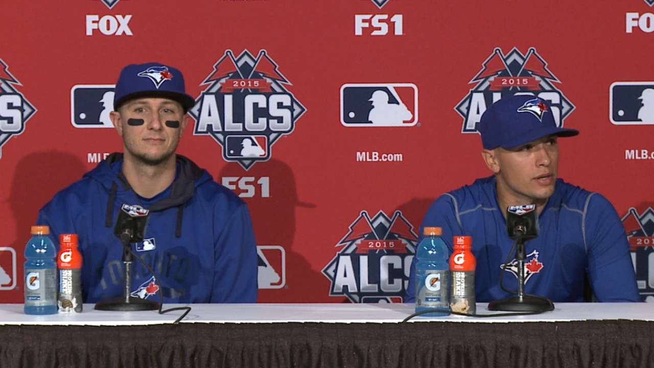 Tulo, Goins on explosive offense