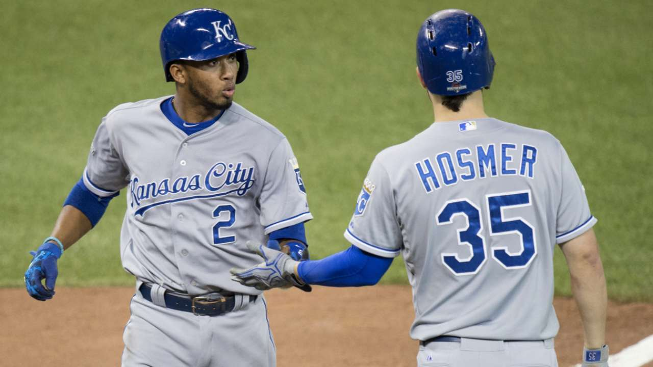 Once again, Royals raring to rebound