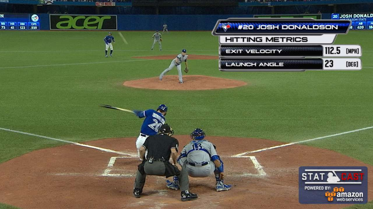 Blue Jays get back to what they do best in win