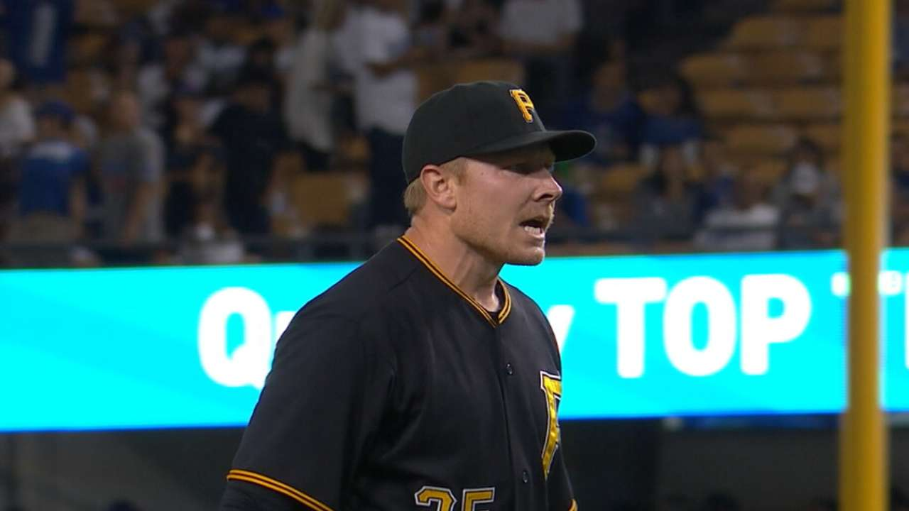 Reliever: Mark Melancon