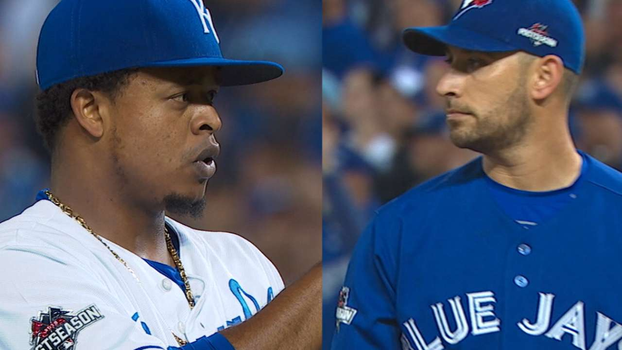 Volquez, Matz eye 4th LCS W for KC, Mets