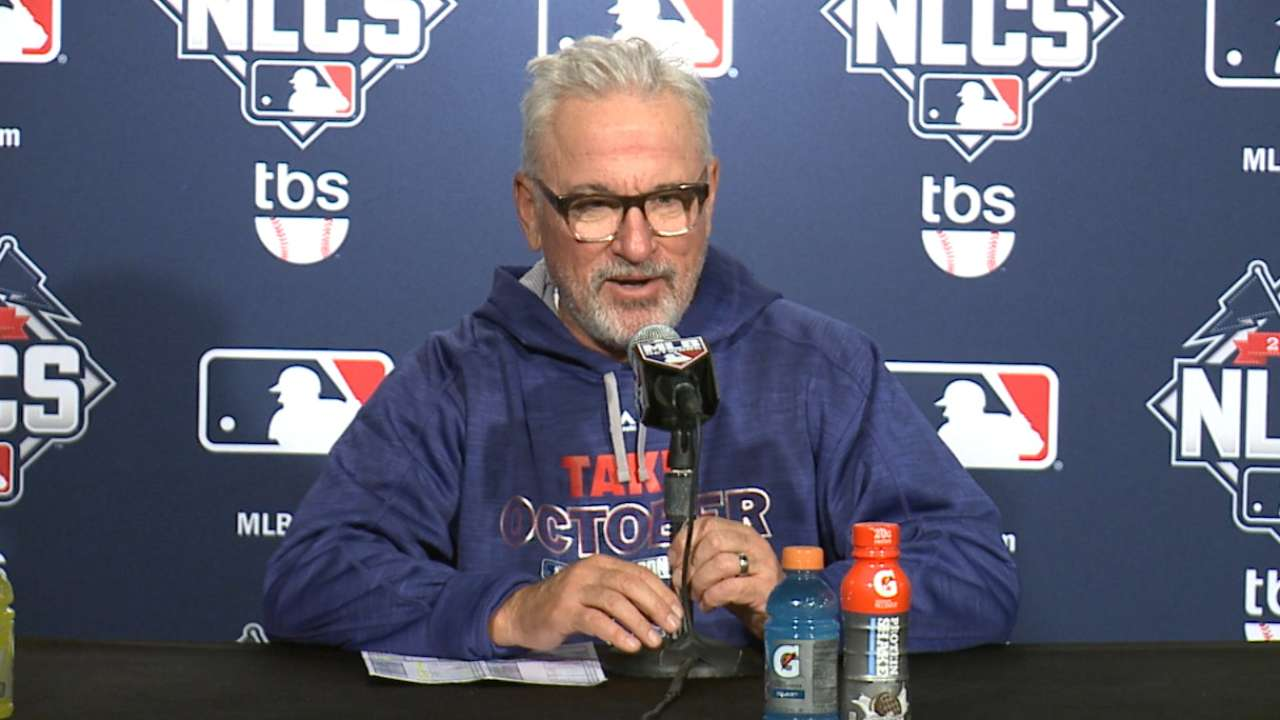 Maddon on 5-2 loss in Game 3