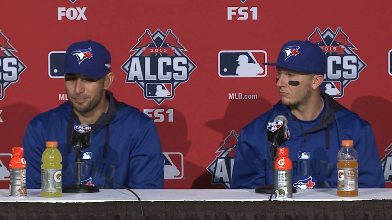 Estrada, Tulo on Game 5 victory