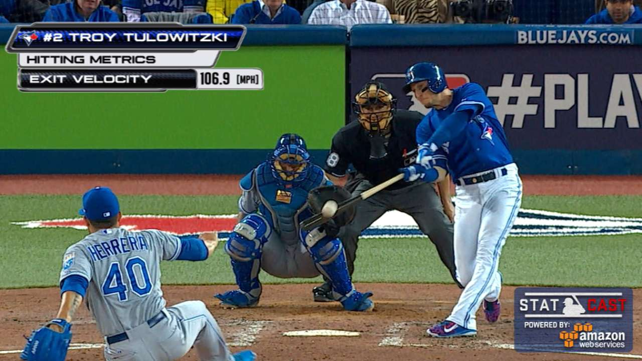 Statcast: Tulo clears the bases