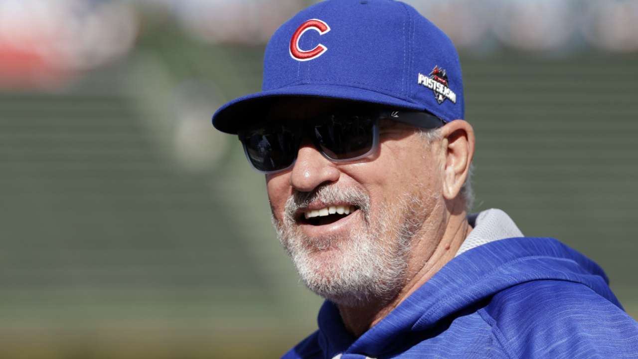 Maddon reflects on Cubs' season