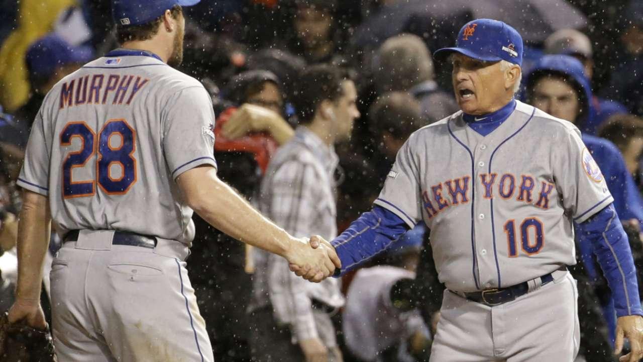 Top 5 defining moments of Collins' Mets tenure