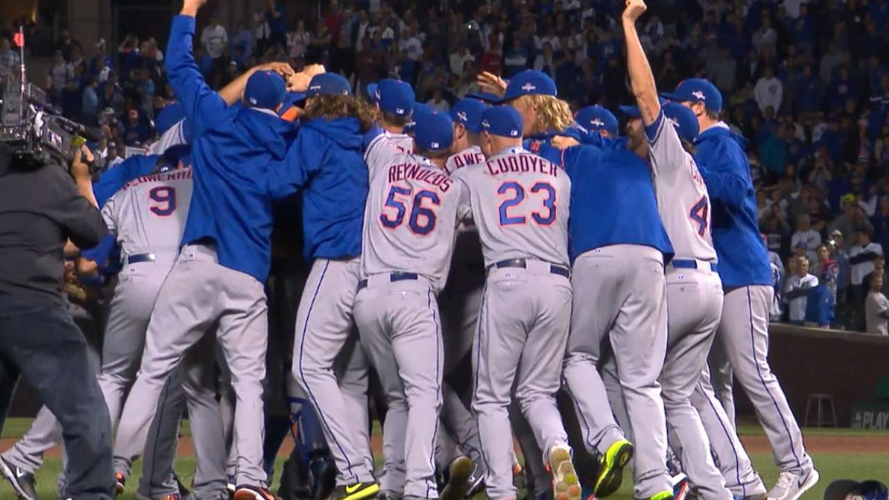 4 reasons the Mets are in the World Series