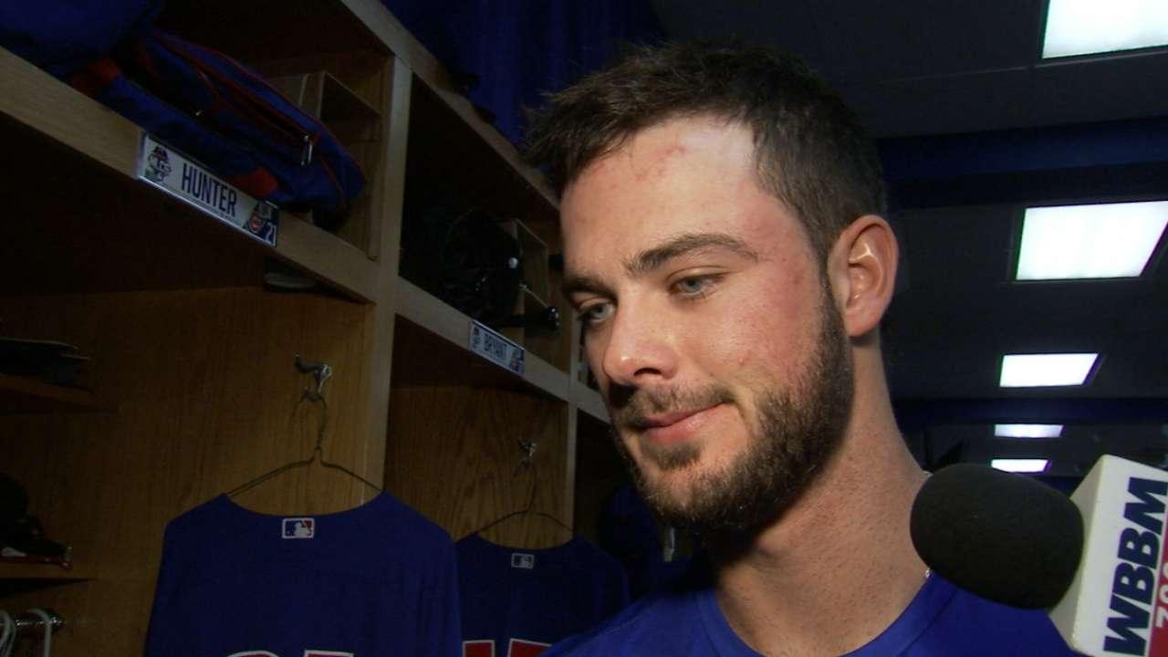 Bryant on Cubs' postseason
