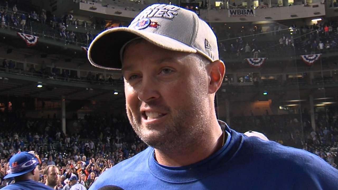Mets on Murphy's hot streak