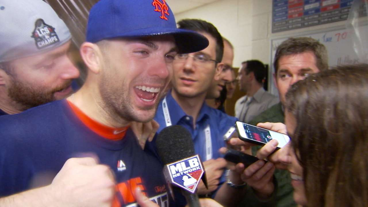 Mets' celebration highlights top GIFS