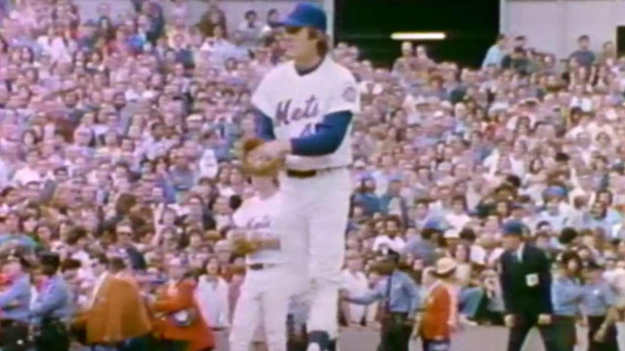 Mets win 1973 NL pennant