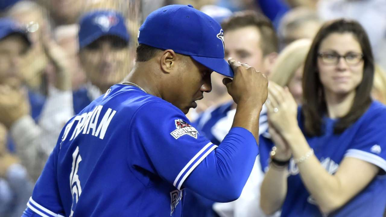 Stroman ready to go if Blue Jays force Game 7