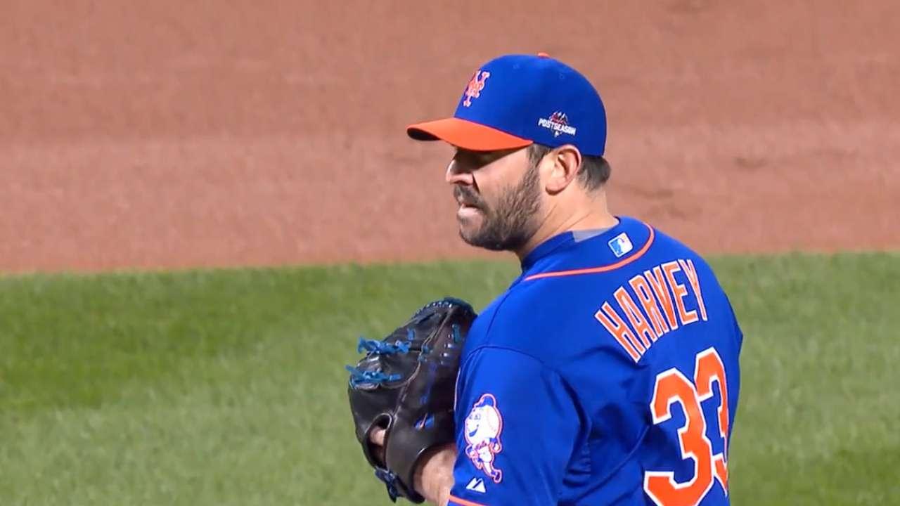 Tale of the Tape: Harvey vs. Volquez