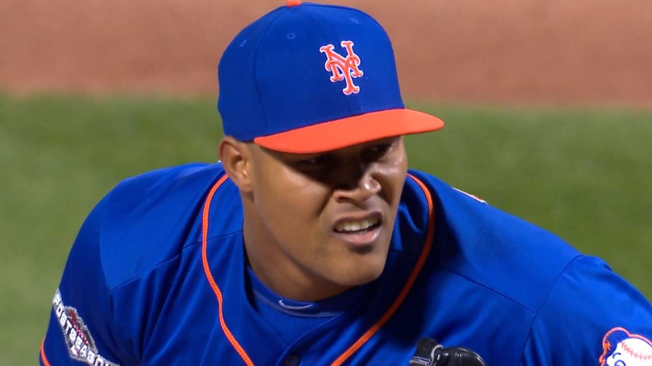Will long layoff hurt Mets? Tough to say