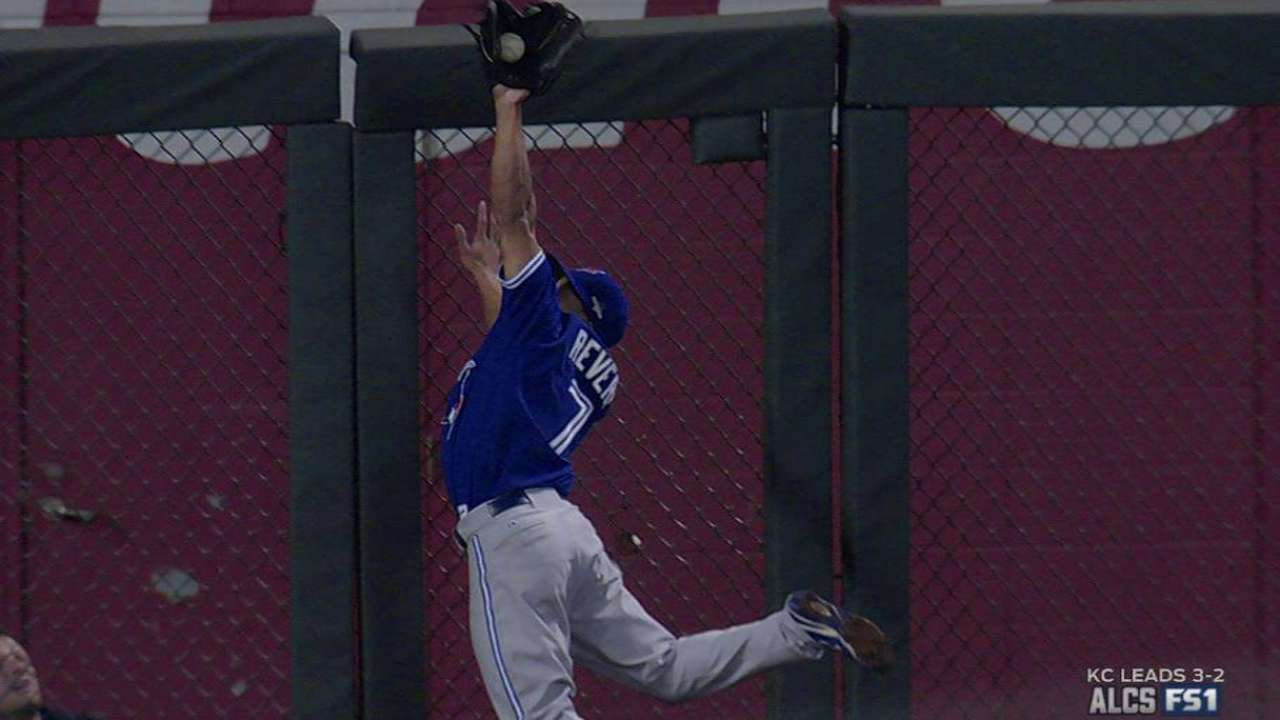 Revere's outstanding catch