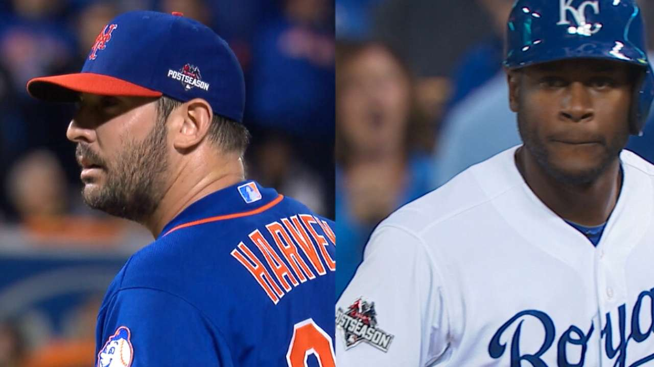 Mets vs. Royals: A position-by-position look