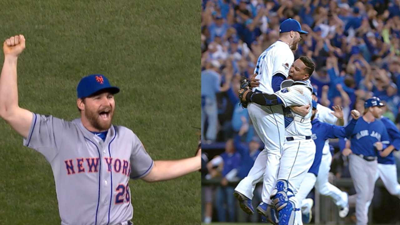 Fore-Cy-ght: Dealing away aces helped Royals, Mets reach Series