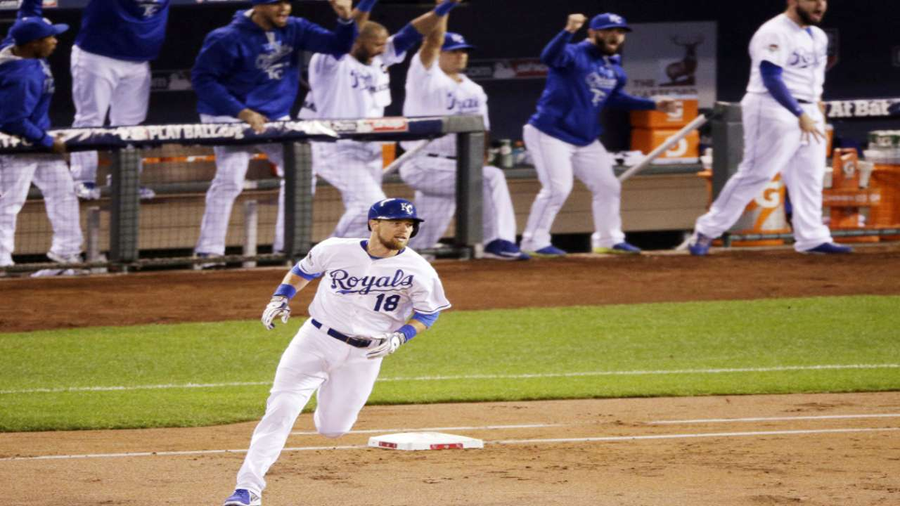 Improved Royals team ready to take last step