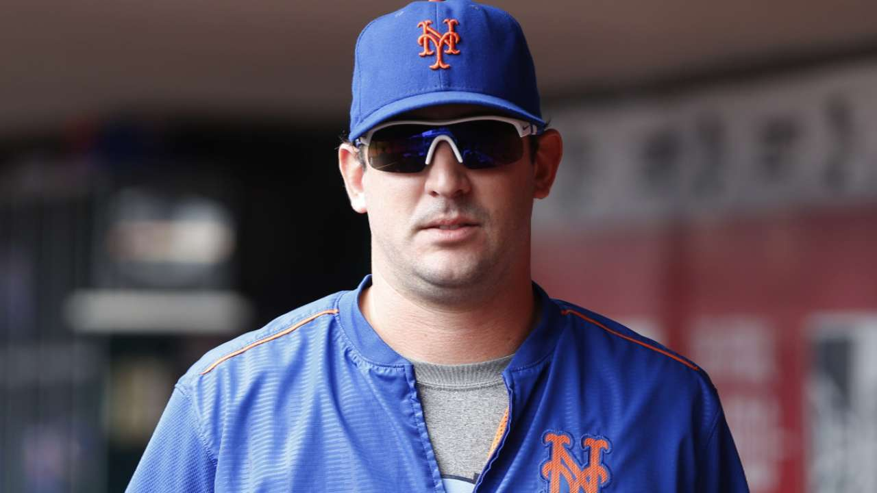 Harvey on playing with Moustakas