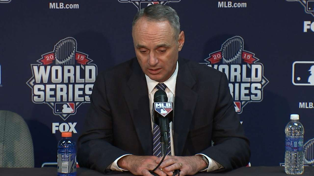 Manfred on high ratings