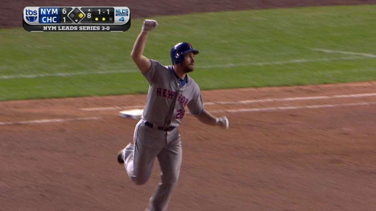 Murphy sets MLB record