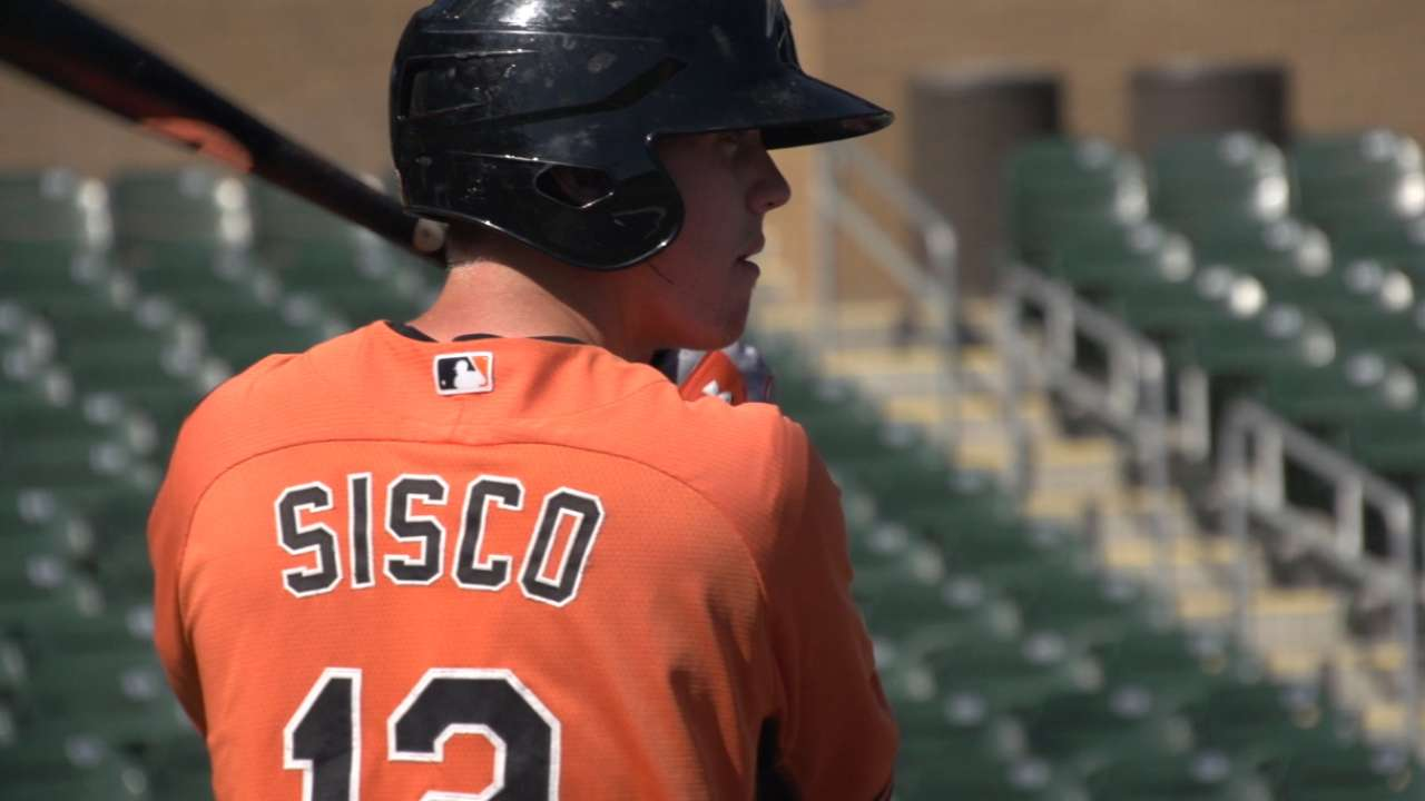 Orioles in the AFL: Young Sisco among talented company