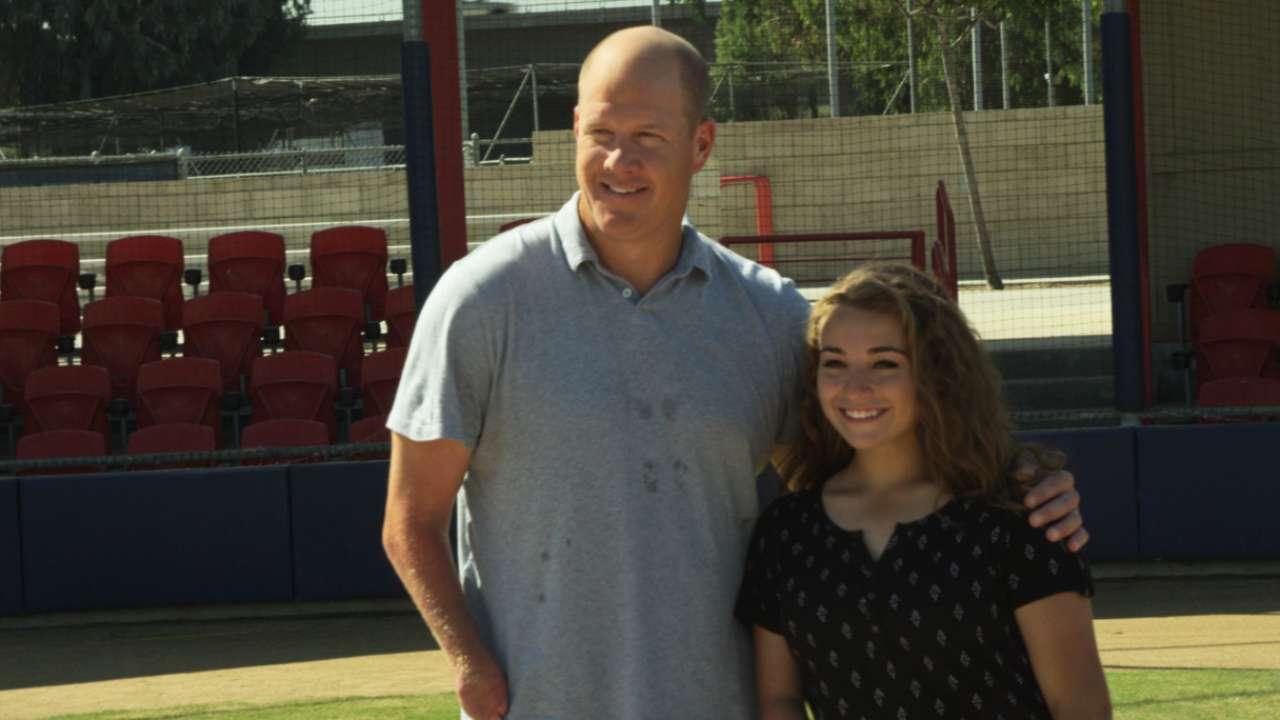 Abbott, Colorado girl share inspiring story