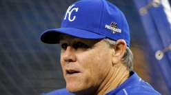 Ned Yost barely slept Tuesday night and then hosted a ...