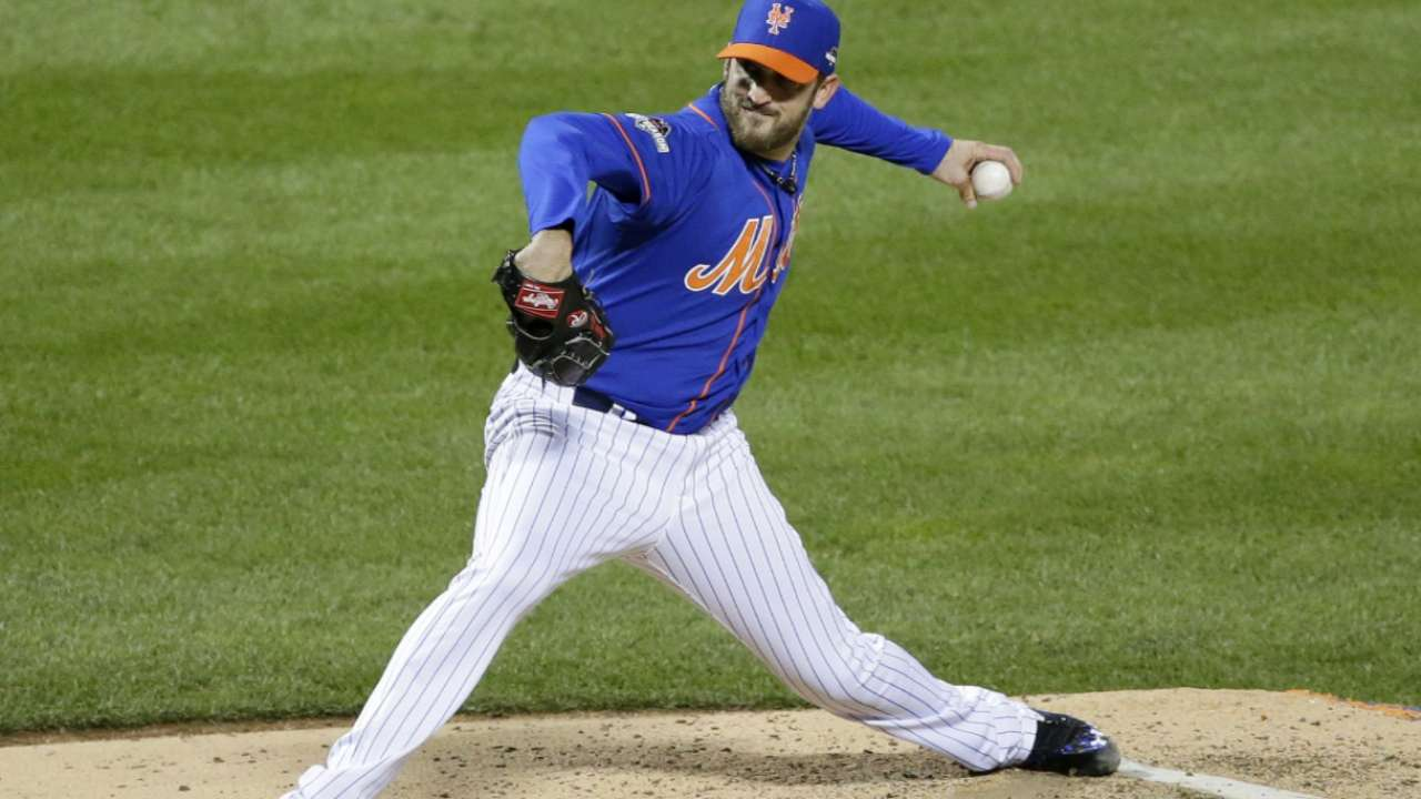 Oct. 27 Jonathon Niese pregame interview