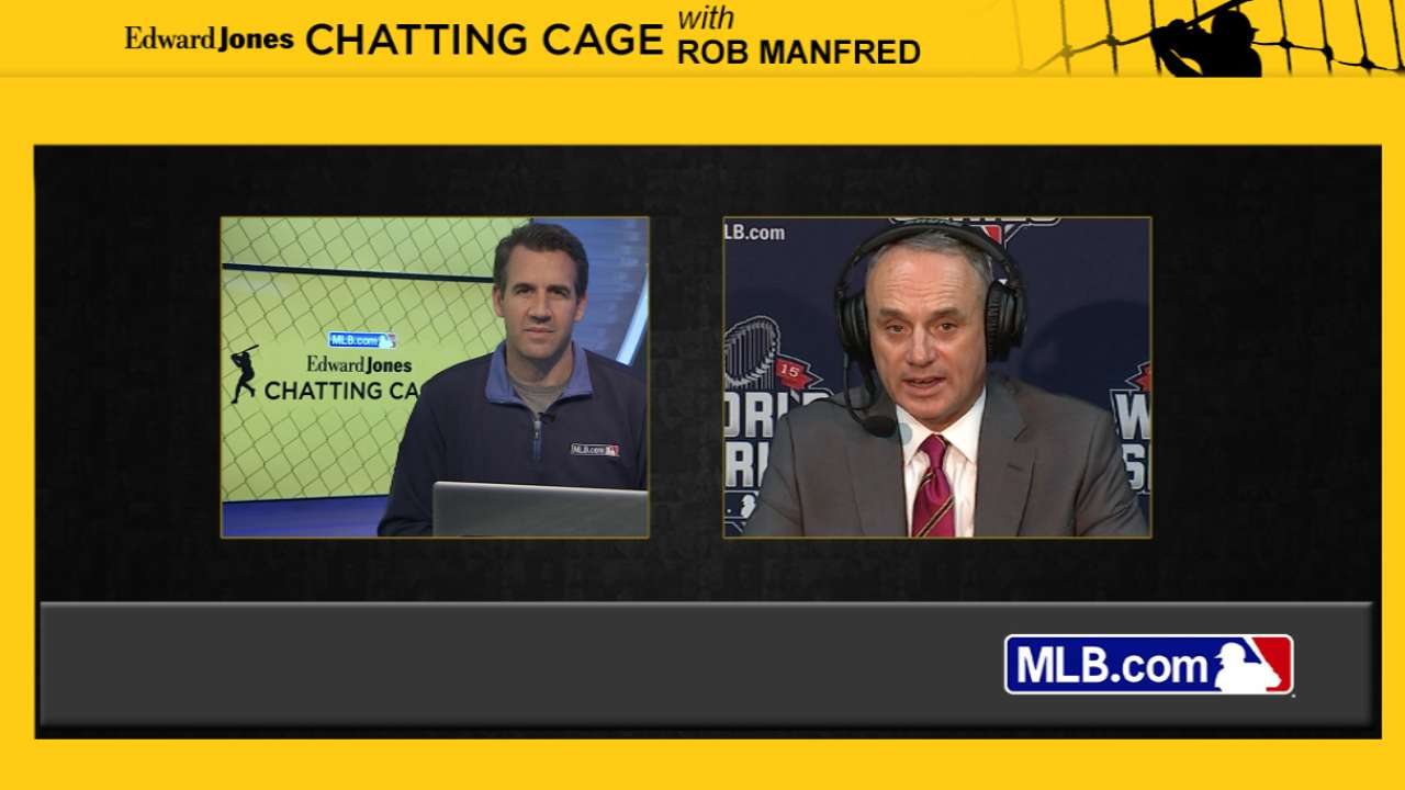 Manfred on competitiveness