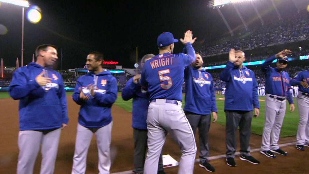 Mets fans experience roller coaster of emotion