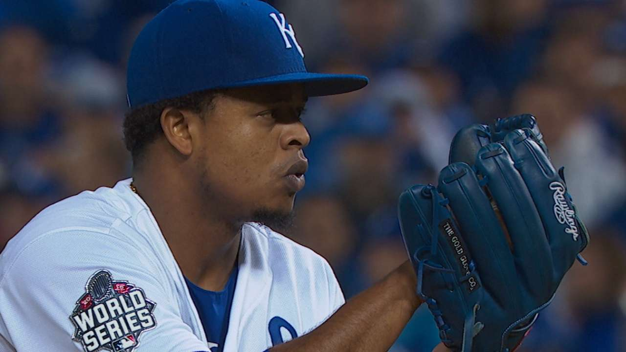 Volquez goes six innings