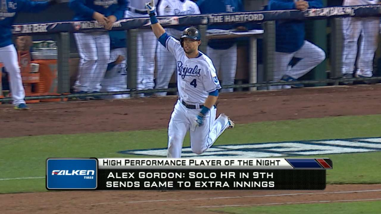Falken Tires Player of the Night