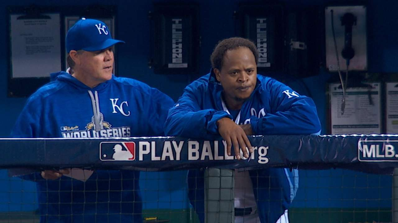 Royals on Volquez