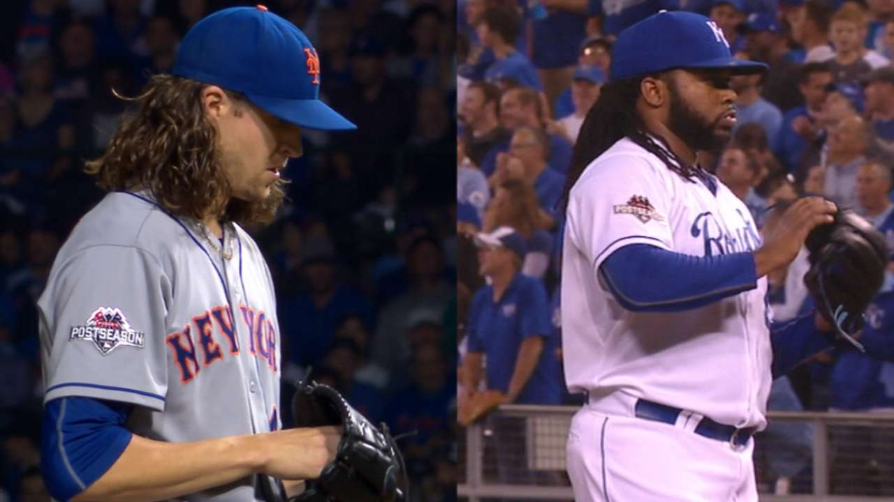 deGrom a source of hope entering Game 2