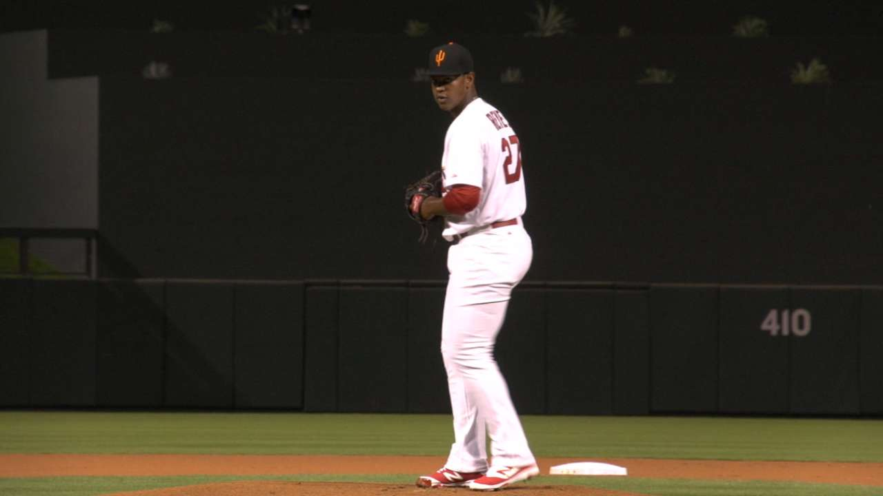 Redbirds in AFL: Cards crew led by league's top prospect
