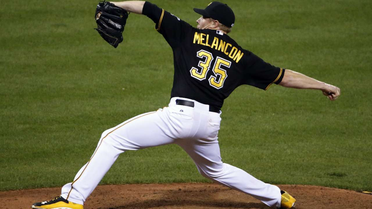 Cutch, Melancon are Sporting News All-Stars