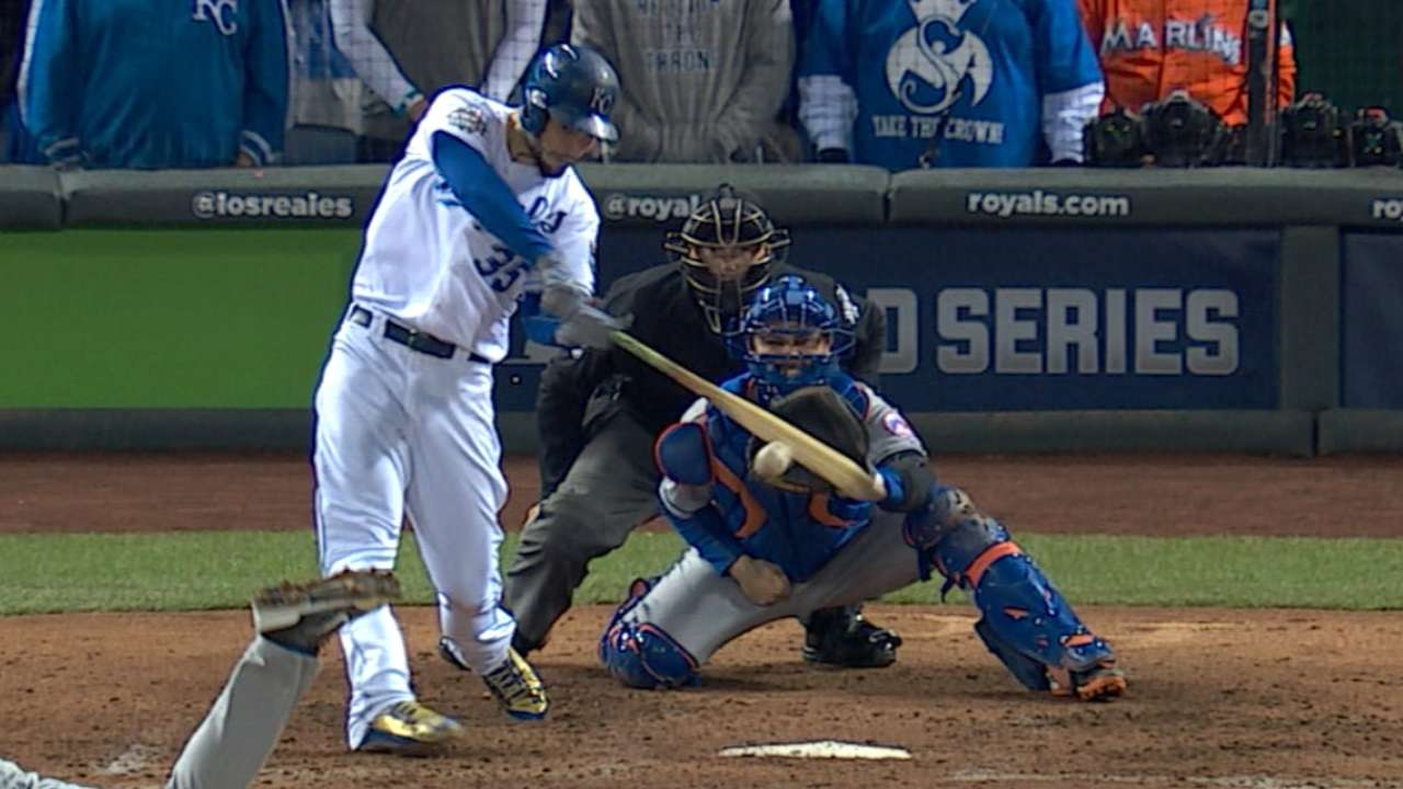 'Really hot' Hosmer dialed in with men on base