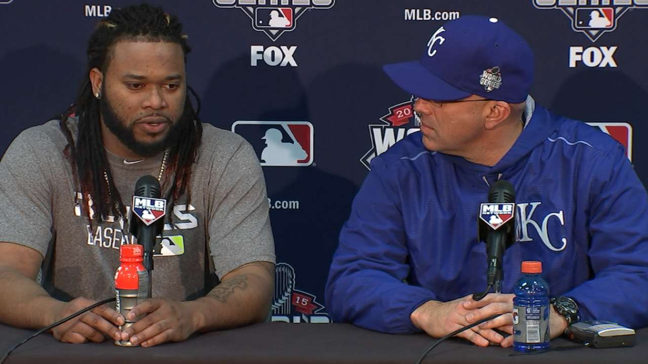 Cueto trade continues to pay off for Royals