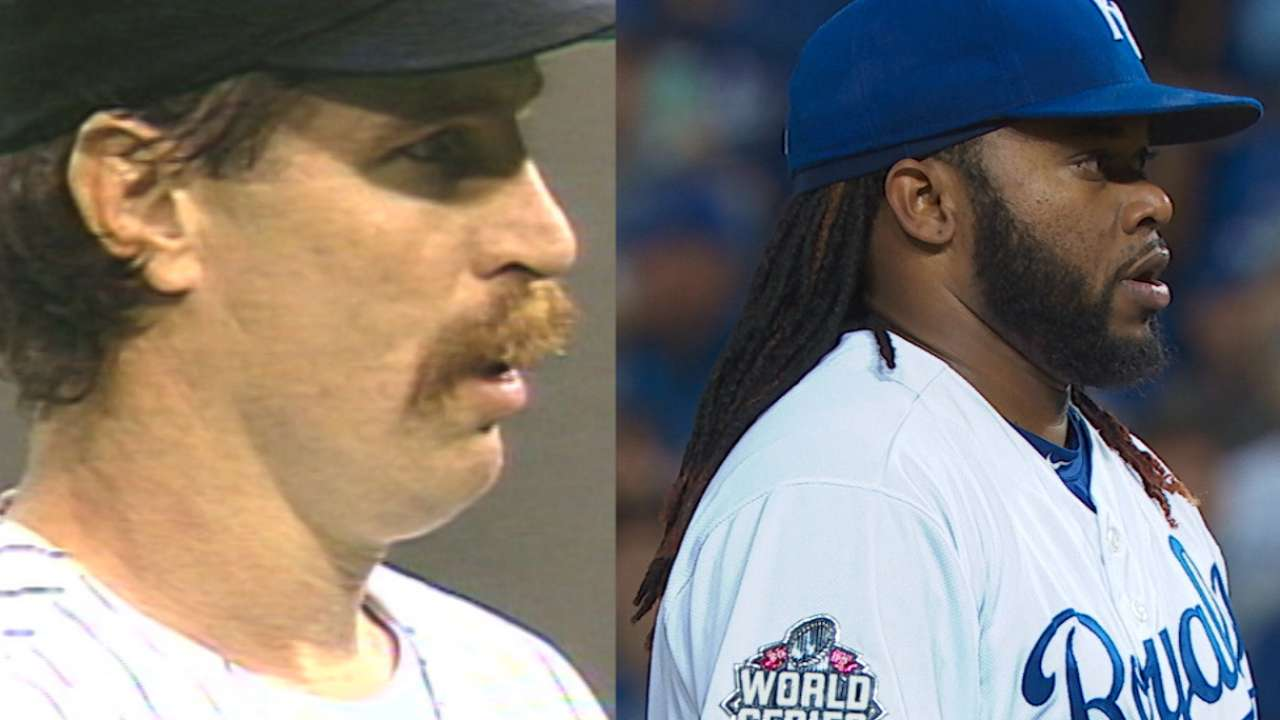 Cueto, Morris go distance in WS